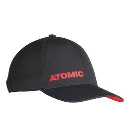 ATOMIC ATOMIC HAT CAP ALPS QUIET BLACK/BRIGHT RED