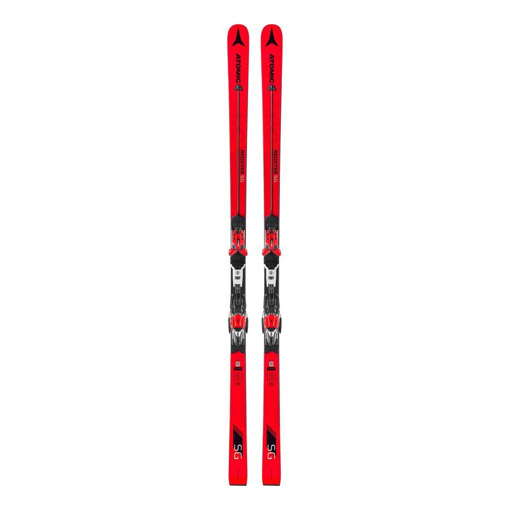 d2f7b41d5e0 ATOMIC 2019 SKIS REDSTER SG FIS JUNIOR MASTER 185CM - Foothills Ski Life