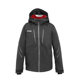 PHENIX PHENIX SKI JACKET TWIN PEAK JACKET CHARCOAL GREY