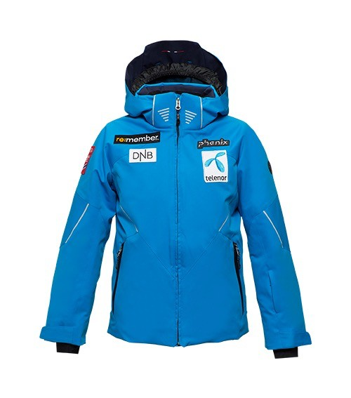 PHENIX PHENIX 2019 SKI JACKET NORWAY ALPINE TEAM KIDS JACKET