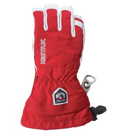 HESTRA HESTRA SKI GLOVE HELI SKI JUNIOR RED