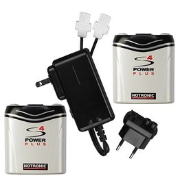 HOTRONIC HOTRONIC FOOTWARMER S4 POWER SET