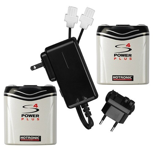HOTRONIC HOTRONIC FOOTWARMER S4 POWER SET