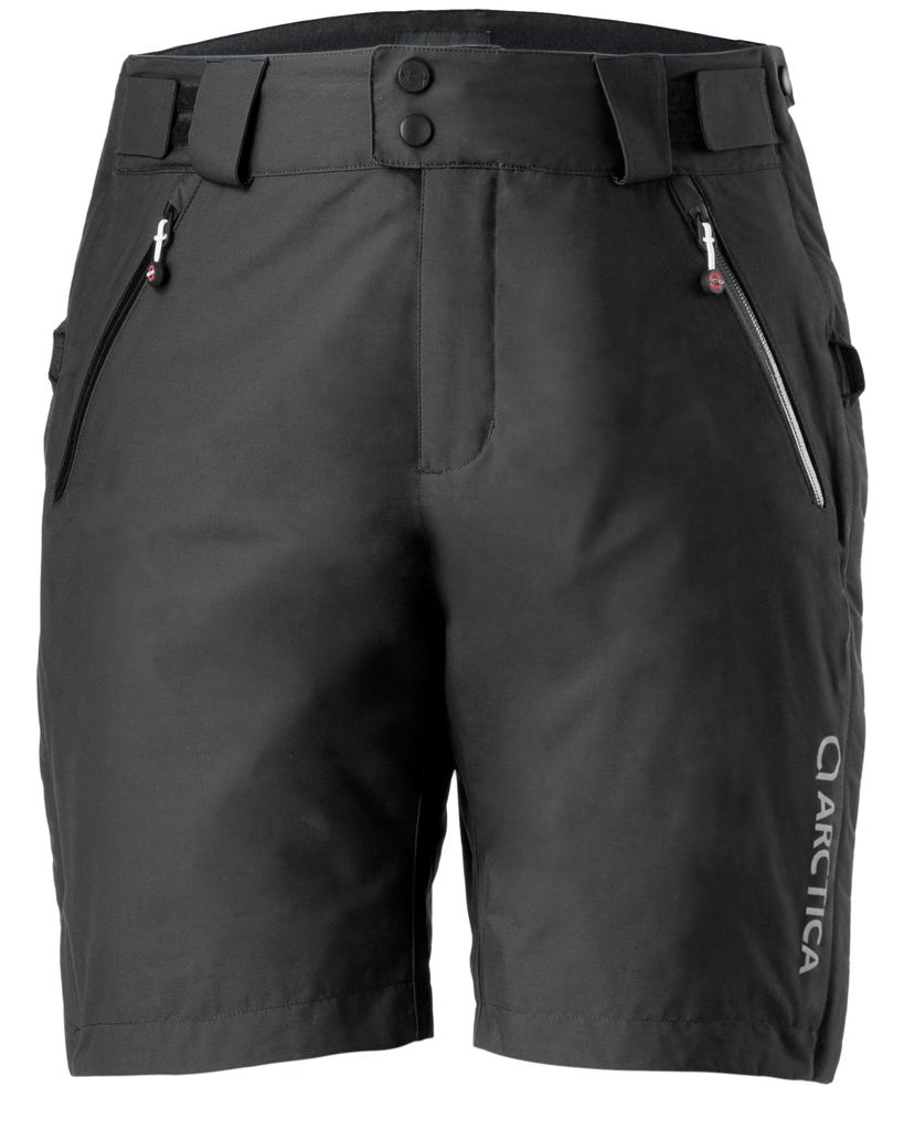 ARCTICA ARCTICA RACE SKI SHORTS 2.0 YOUTH BLACK