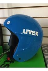 UVEX UVEX 15/16 SKI HELMET RACE+ FIBRE CYAN/PINK