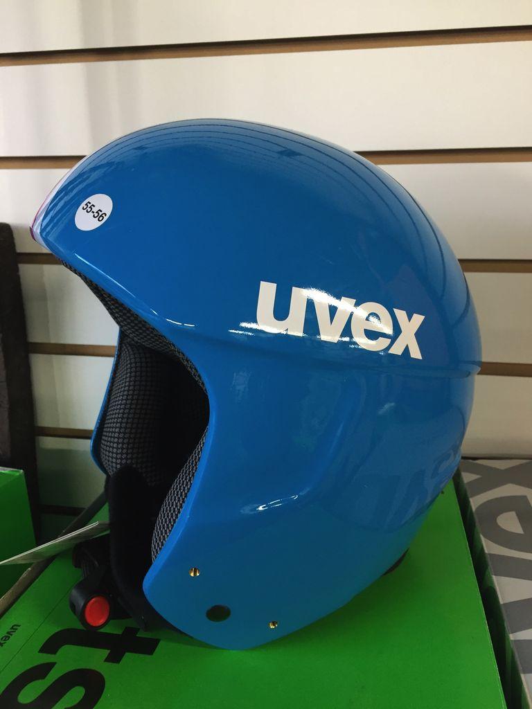 UVEX UVEX SKI HELMET RACE+ FIBRE CYAN/PINK