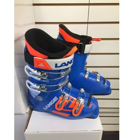 LANGE LANGE 2019 SKI BOOT RSJ 60 (POWER BLUE) USED