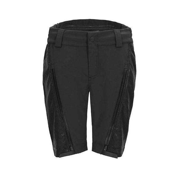 SYNC SYNC PERFORMANCE SKI SHORTS SESSION RACE SHORT BLACK