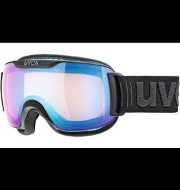 UVEX UVEX SKI GOGGLE DOWNHILL 2000 S VFM BLACK MIRROR BLUE