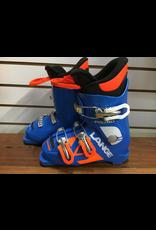 LANGE LANGE 2019 SKI BOOT RSJ 50 (POWER BLUE) USED