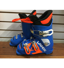 LANGE LANGE 2019 SKI BOOT RSJ 50 (POWER BLUE) USED
