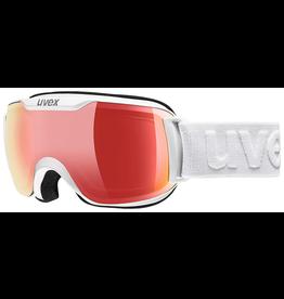 UVEX UVEX SKI GOGGLE DOWNHILL 2000 S VFM WHITE MIRROR RED