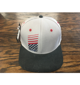 SYNC SYNC PERFORMANCE HAT SNAPBACK VORLAGE HAT GREY USA