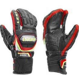 LEKI LEKI SKI GLOVE WC TI S LOBSTER RED/BLACK