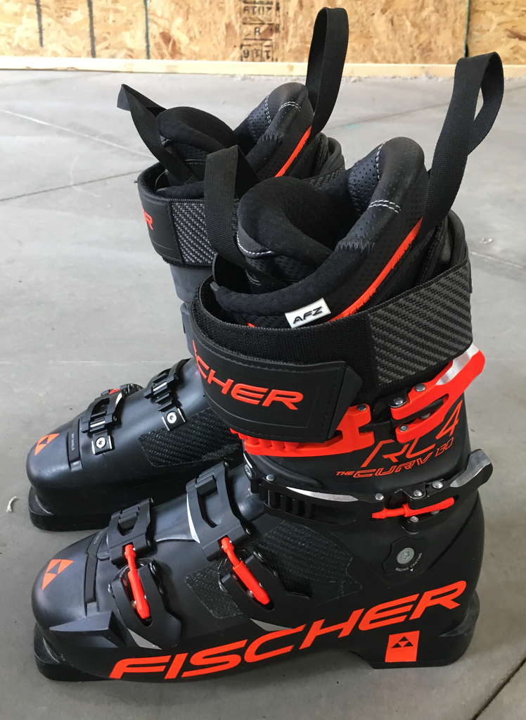 FISCHER FISCHER SKI BOOT RC4 THE CURV 130 26.5 USED