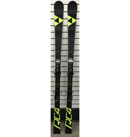 FISCHER FISCHER 2019 SKIS RC4 WC RC RACETRACK 175CM W/ Z12 (USED)