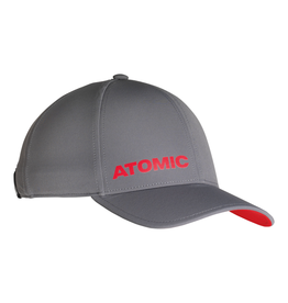 ATOMIC ATOMIC HAT CAP ALPS QUIET SHADE/BRIGHT RED