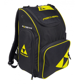 FISCHER FISCHER BACKPACK RACE 55L BLACK/YELLOW