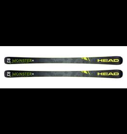HEAD/TYROLIA HEAD 2020 SKIS MONSTER 83 X SW BK/NYW