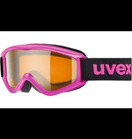 UVEX UVEX 2020 SKI GOGGLE SPEEDY PRO PINK LGL