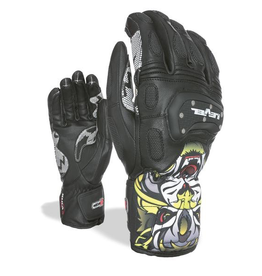 LEVEL LEVEL SKI GLOVE SQ CF PK BLACK