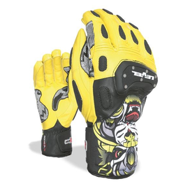 LEVEL LEVEL SKI GLOVE SQ CF YELLOW
