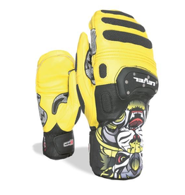 LEVEL LEVEL SKI GLOVE SQ CF MITT YELLOW