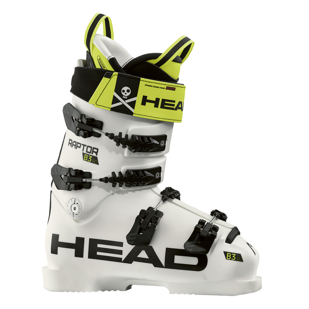 HEAD/TYROLIA HEAD 2020 SKI BOOT RAPTOR B3 RD WHITE