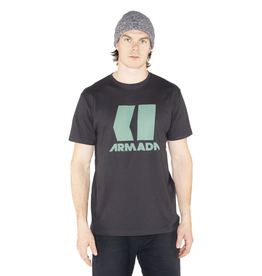 ARMADA ARMADA ICON TEE BLACK