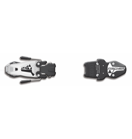 FISCHER FISCHER 2020 SKI BINDING FJ4 AC BRAKE [I] BLACK/YELLOW