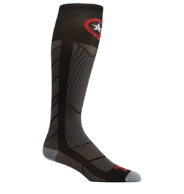 FARM TO FEET FARM TO FEET SKI SOCK JACKSON BLACK