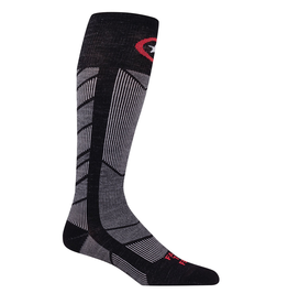 FARM TO FEET FARM TO FEET SKI SOCK WILSON ULTRALIGHT BLACK