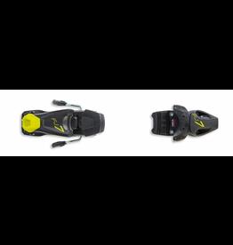 FISCHER FISCHER 2020 SKI BINDING FJ7 AC BRAKE 78 [J] SOLID BLACK/YELLOW