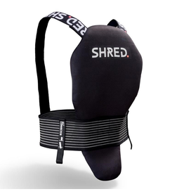 SHRED/SLYTECH SHRED 2020 FLEXI BACK PROTECTOR LITE