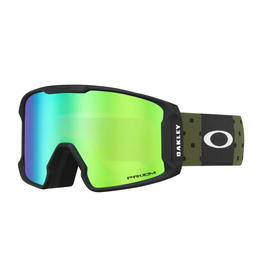 OAKLEY OAKLEY 2020 SKI GOGGLE LINE MINER BLOCKOGRAPHY DARK BRUSH