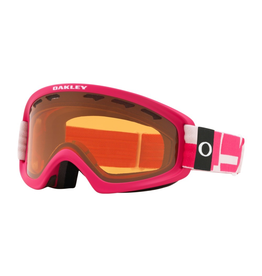 OAKLEY OAKLEY 2020 SKI GOGGLE O FRAME 2.0 PRO XS ICONOGRAPHY PINK PERSIMMON