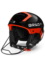 BRIKO BRIKO SKI HELMET SLALOM BACK ORANGE FLUO
