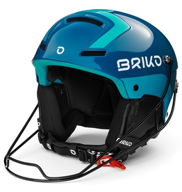 BRIKO BRIKO SKI HELMET SLALOM BLUE LIGHT BLUE