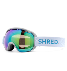 SHRED/SLYTECH SHRED 2020 SKI GOGGLE HEY PRETTY BIGSHOW-CBL PLASMA MIRROR (VLT 15%)