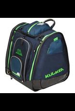 KULKEA KULKEA BOOT TREKKER BACKPACK COBALT BLUE/GREEN