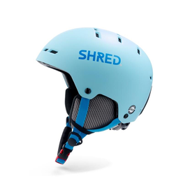 SHRED/SLYTECH SHRED 2020 SKI HELMET TOTALITY FROZEN