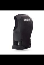 SHRED/SLYTECH SHRED FLEXI BACK PROTECTOR VEST MINI BLACK