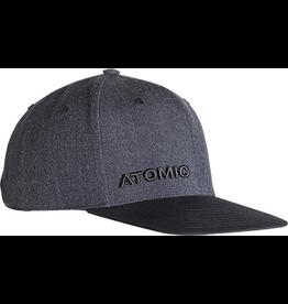 ATOMIC ATOMIC CAP ALPS HEATHER CAP DARK BLUE HEATHER