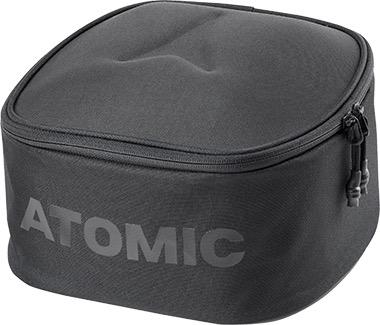 ATOMIC ATOMIC BAG RS GOGGLE CASE 2 PAIRS BLACK