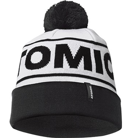 ATOMIC ATOMIC BEANIE ALPS POM BEANIE DARK RED/BLACK