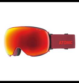 ATOMIC ATOMIC SKI GOGGLE REVENT Q HD RED