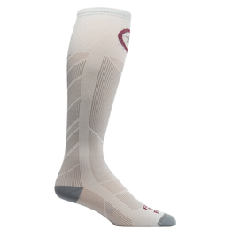 FARM TO FEET FARM TO FEET SKI SOCK JACKSON SILVER