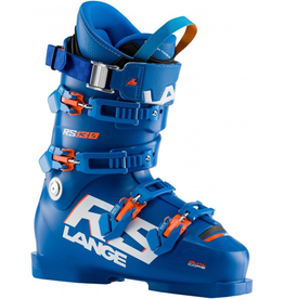 LANGE LANGE 2021 SKI BOOT RS 130 (POWER BLUE) 97MM