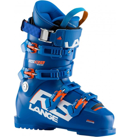 LANGE LANGE 2020 SKI BOOT RS 130 WIDE (POWER BLUE) 100MM