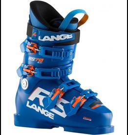 LANGE LANGE 2021 SKI BOOT RS 70 S.C. (POWER BLUE) 97MM